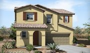 homes in Palisades at San Lucas North by Richmond American Homes