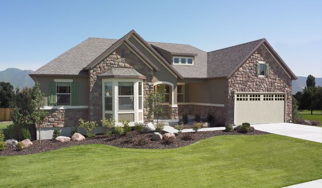 Richmond american homes royal farms haley 1118855 for Best home designs utah