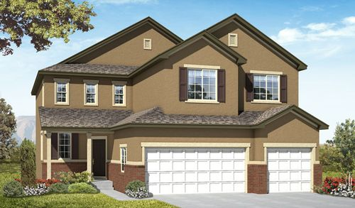 Fox Hollow by Richmond American Homes in Provo-Orem Utah