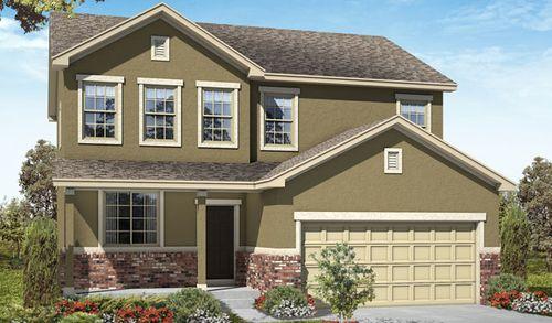 Grey Hawk by Richmond American Homes in Salt Lake City-Ogden Utah