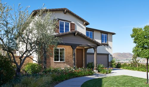 house for sale in Cypress at Canyon Hills by Richmond American Homes