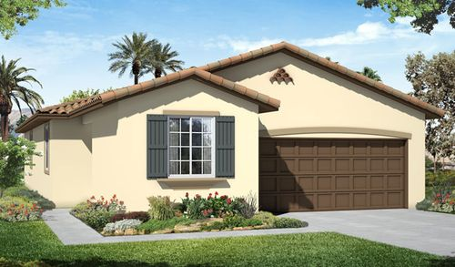 Kensington at Tournament Hills by Richmond American Homes in Riverside-San Bernardino California