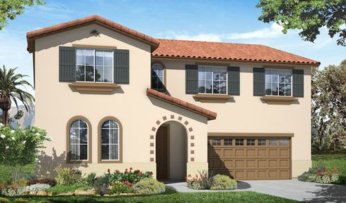 Palomino at Audie Murphy by Richmond American Homes in Riverside-San Bernardino California