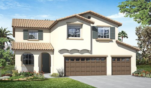 Steeplechase by Richmond American Homes in Riverside-San Bernardino California