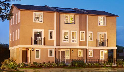 Azalea by Richmond American Homes in Los Angeles California