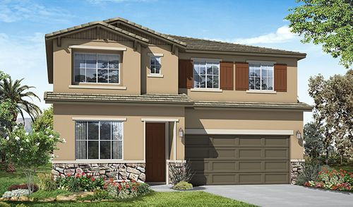 Fallbrook at Riverwalk Vista by Richmond American Homes in Riverside-San Bernardino California