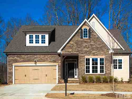 Powell Place by Robuck Homes in Raleigh-Durham-Chapel Hill North Carolina