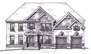homes in Woodall Preserve by Rockhaven Homes