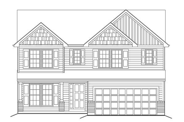 Country Club Hills New Home Community in Waterloo, Illinois
