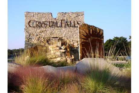 Crystal falls in leander tx new homes floor plans by Crystal falls builders