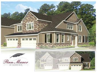 house for sale in Penn Manor at Sandy Run by Rouse Chamberlin Homes