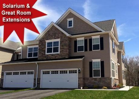 Penn Manor at Sandy Run by Rouse Chamberlin Homes in