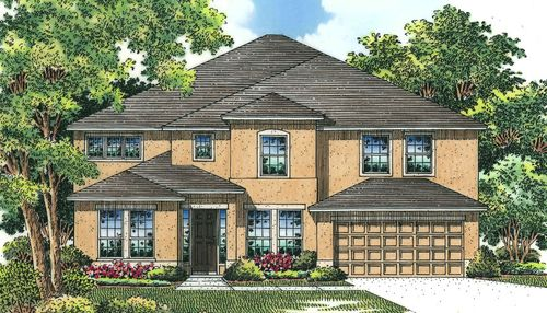 Breckenridge by Royal Oak Homes in Orlando Florida