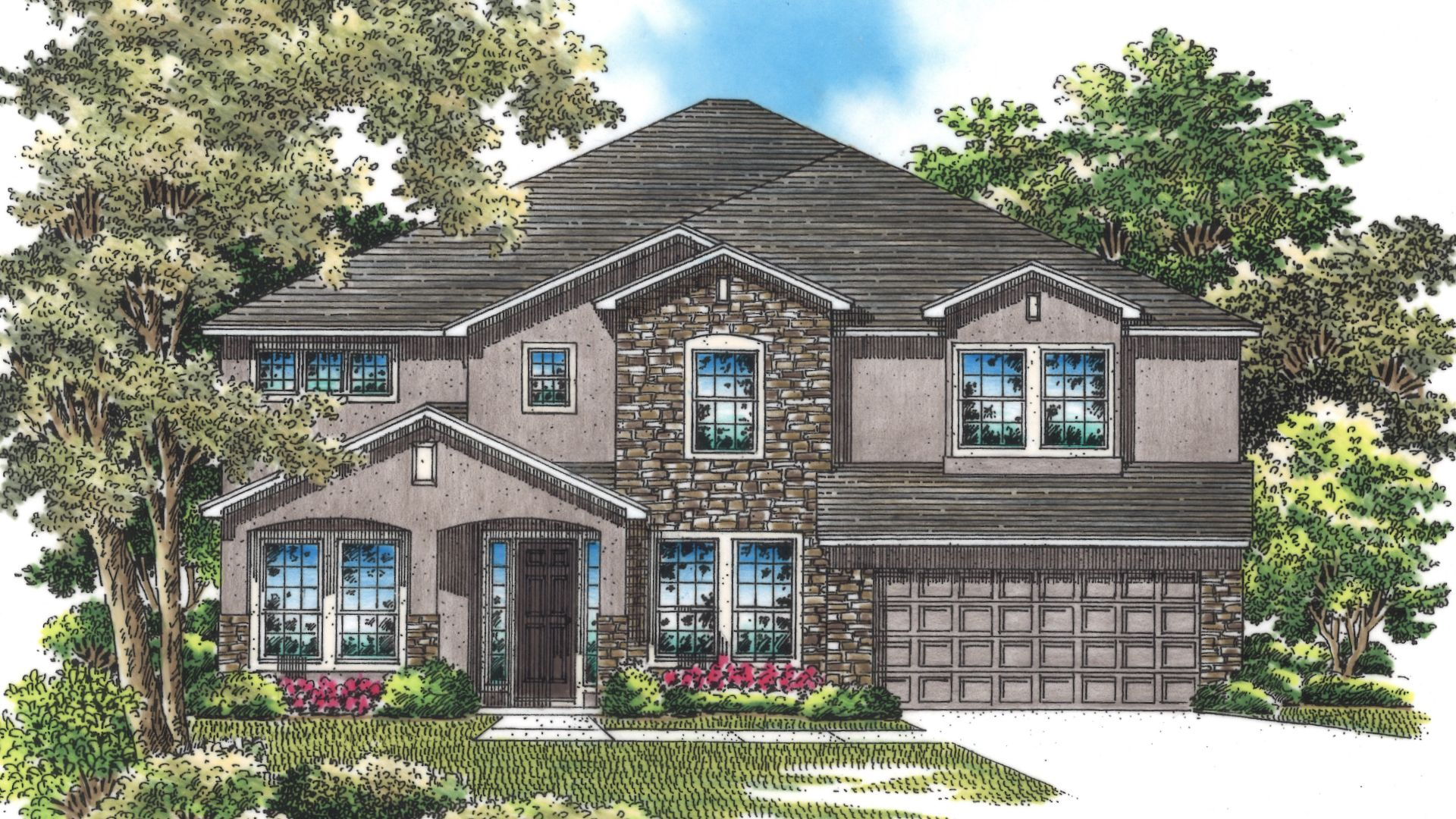 Underwood Estates New Homes In Saint Cloud Fl By Royal Oak