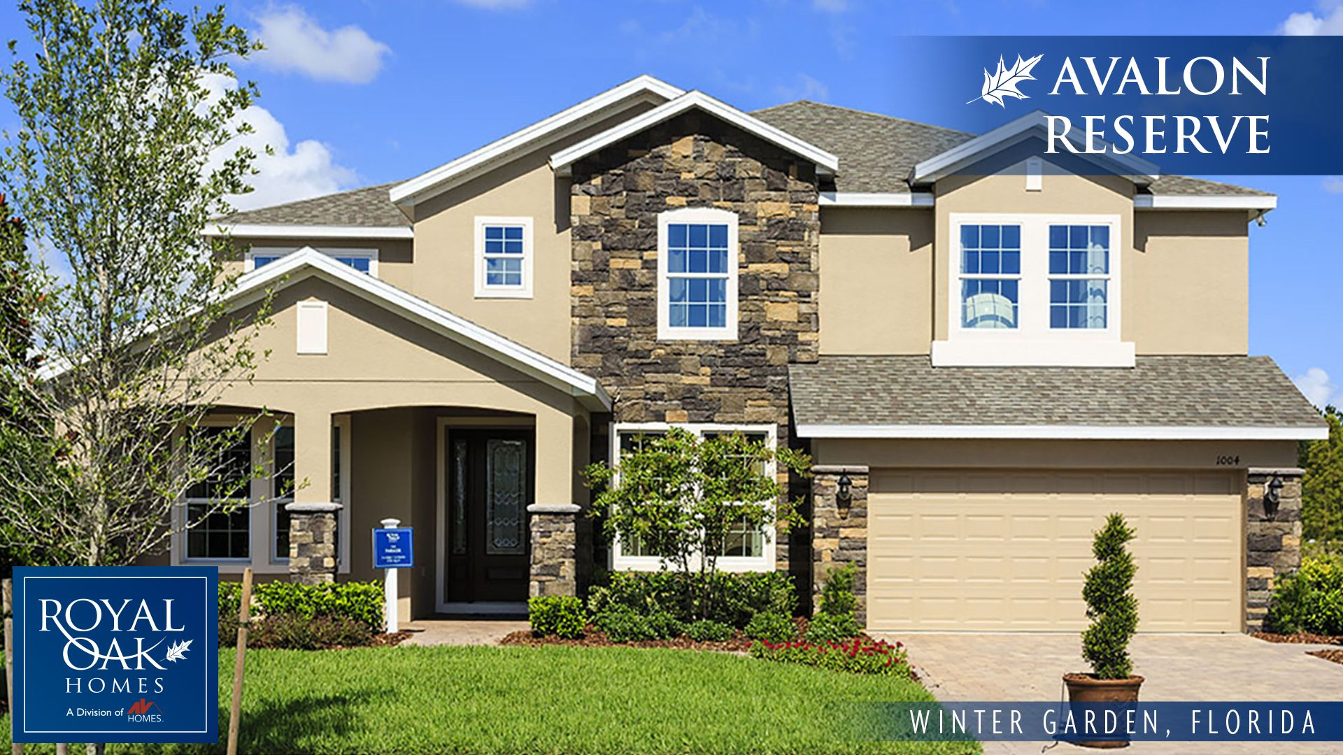 avalon reserve new homes in winter garden fl by royal oak homes