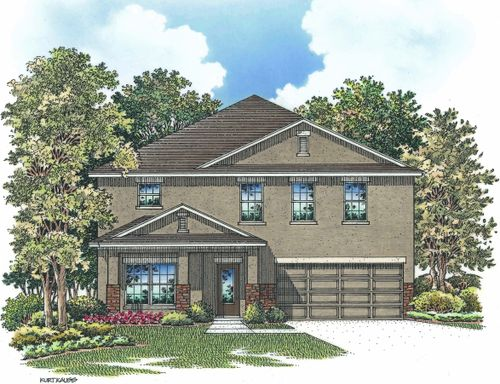 Barrington Estates by Royal Oak Homes in Orlando Florida