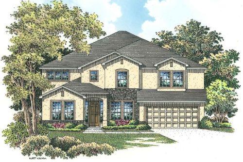 Breckenridge by Royal Oak Homes in Orlando Florida