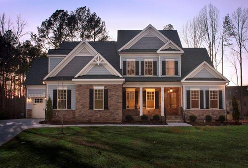 house for sale in Bella Casa Parkside by Royal Oaks Homes
