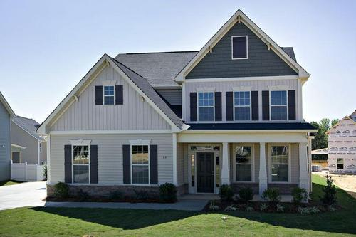 Rockbridge by Royal Oaks Homes in Raleigh-Durham-Chapel Hill North Carolina
