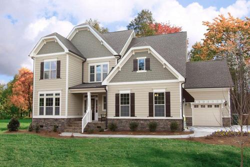 Grays Creek by Royal Oaks Homes in Raleigh-Durham-Chapel Hill North Carolina