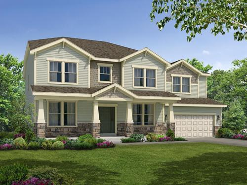 Bishop's Bay by William Ryan Homes in Madison Wisconsin