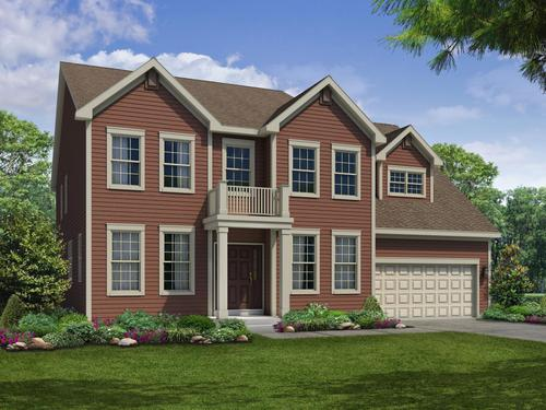 Sandy Creek Estates by William Ryan Homes in Chicago Illinois
