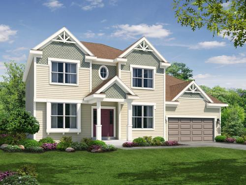 Welsh Oaks by William Ryan Homes in Milwaukee-Waukesha Wisconsin