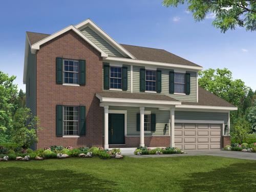Rolling Ridge South by William Ryan Homes in Milwaukee-Waukesha Wisconsin