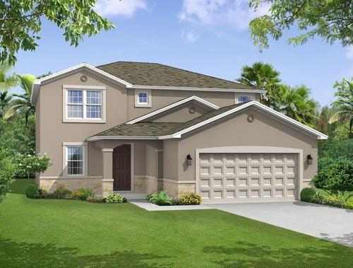 Bridgewater Classics by William Ryan Homes in Lakeland-Winter Haven Florida