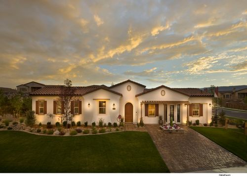 Mountaingate by Ryder Homes in Reno Nevada
