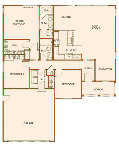 Plan One - 1st Floor