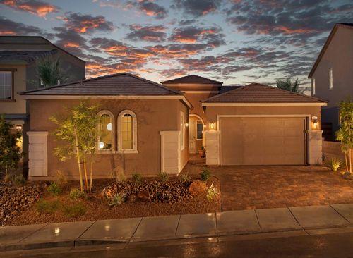 Zephyr Ridge by Ryland Homes in Las Vegas Nevada