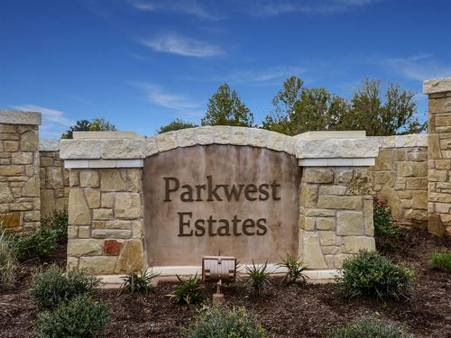 Parkwest Estates by Ryland Homes in Austin Texas