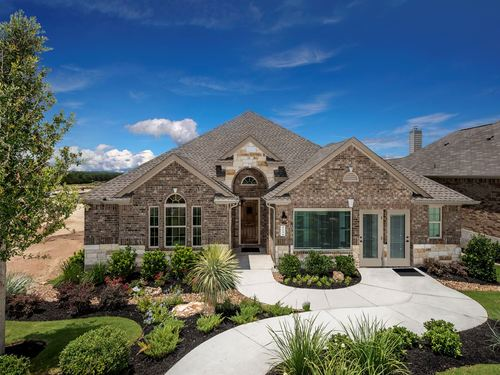 Savanna Ranch by Ryland Homes in Austin Texas
