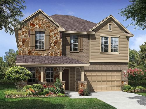 Hometown Kyle by Ryland Homes in Austin Texas