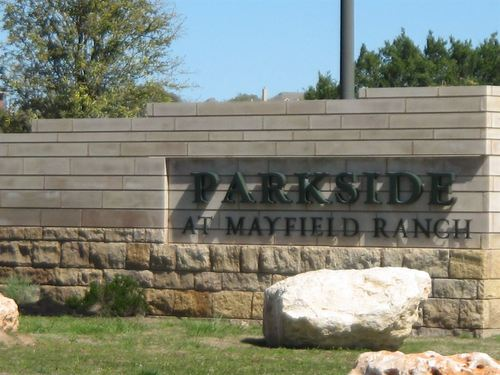 Parkside at Mayfield Ranch by Ryland Homes in Austin Texas