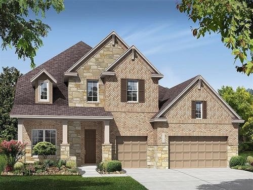 Caldwell Cove at Teravista by Ryland Homes in Austin Texas