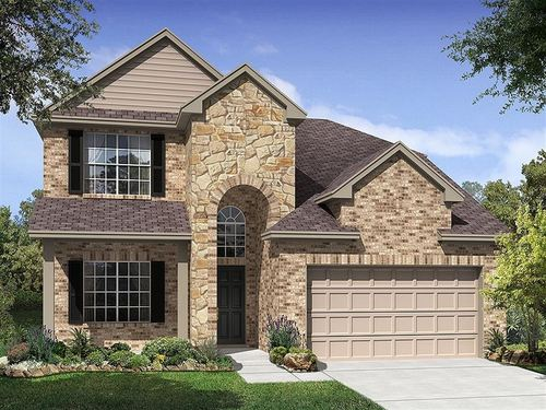 Firewheel at Teravista by Ryland Homes in Austin Texas