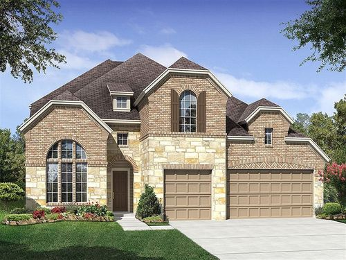 The Crossings at Twin Creeks by Ryland Homes in Austin Texas