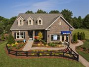homes in Poplar Forest by Ryland Homes