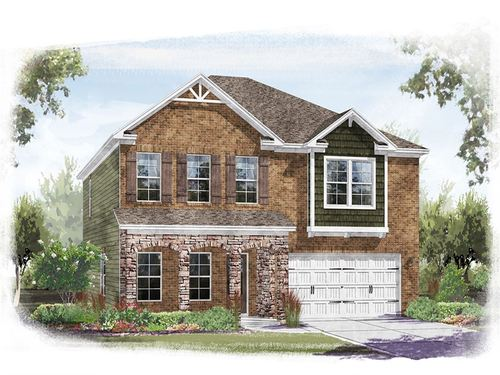 house for sale in Ravenscroft by Ryland Homes
