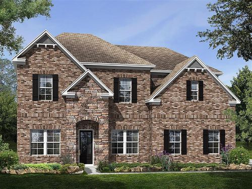 River Lake by Ryland Homes in Charlotte North Carolina