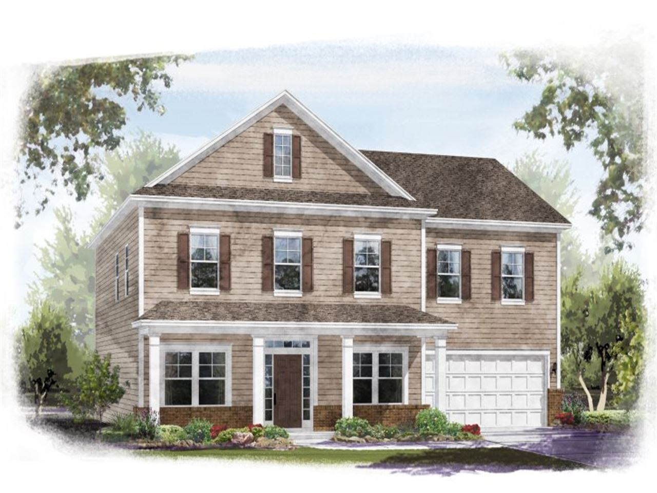 Marlette - Rusty Creek at Palisades: Charlotte, NC - Ryland Homes