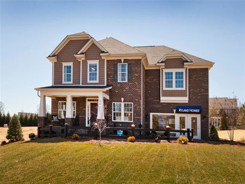 Foxfield by Ryland Homes in Charlotte North Carolina