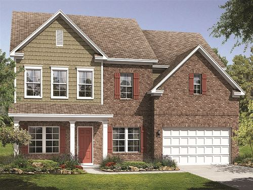 Foxfield by Ryland Homes in Charlotte North Carolina