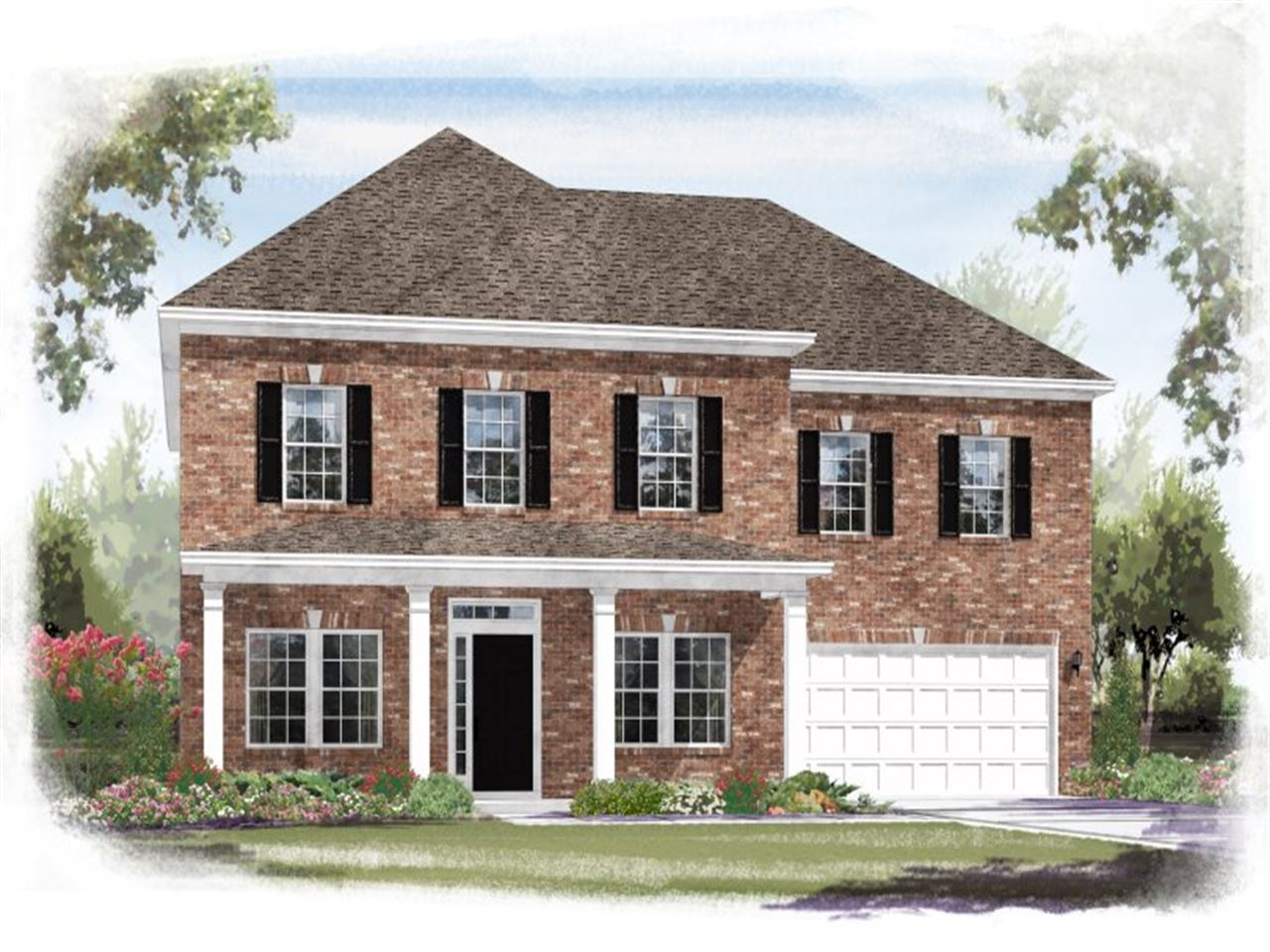 Reseda - Foxfield: Mooresville, NC - Ryland Homes
