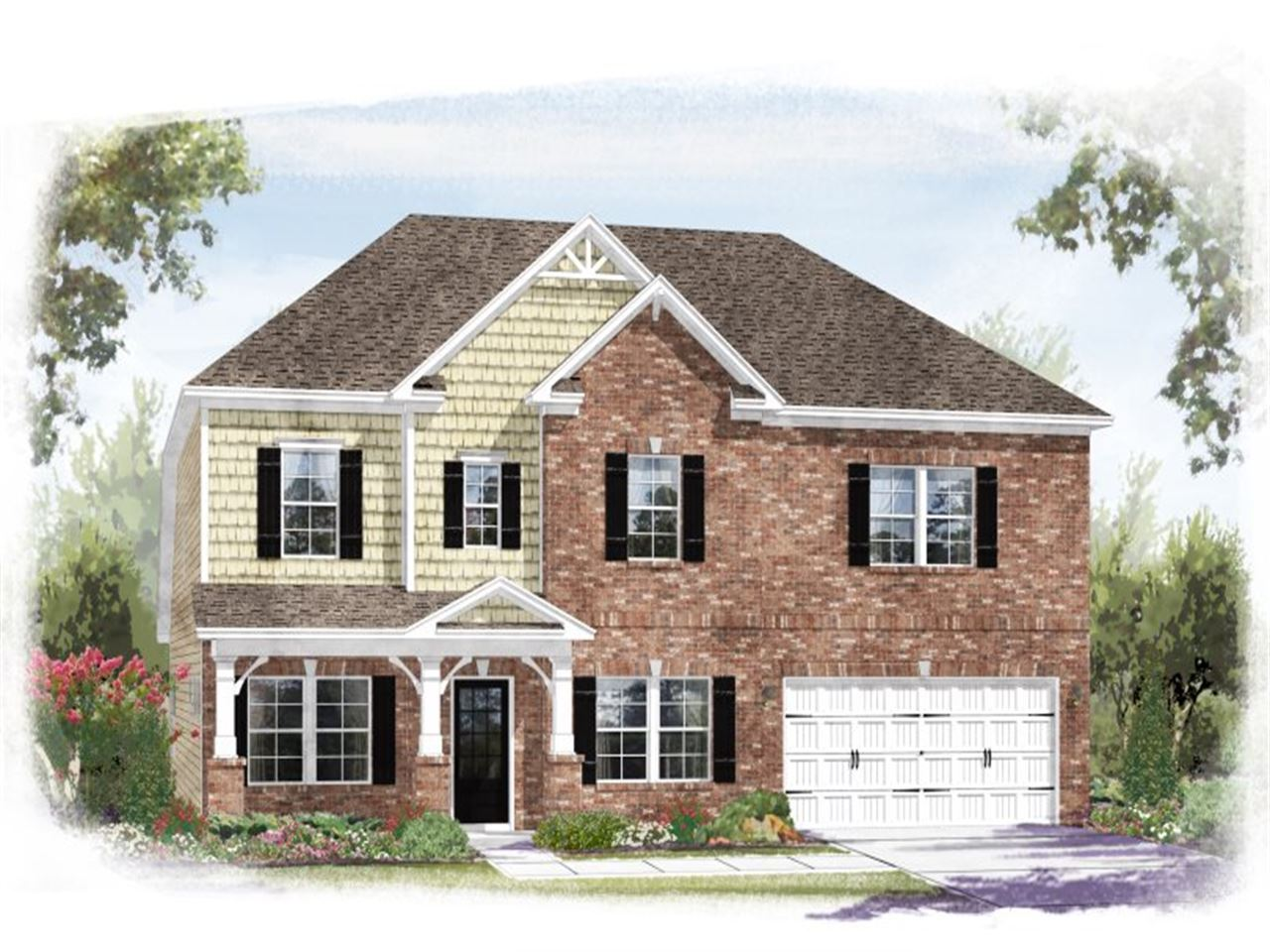 Oakwood - Foxfield: Mooresville, NC - Ryland Homes