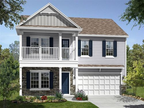 Walnut Creek Discovery Collection by Ryland Homes in Charlotte North Carolina