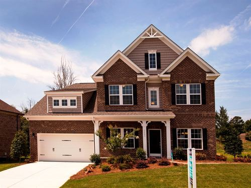 Chastain Village by Ryland Homes in Charlotte North Carolina