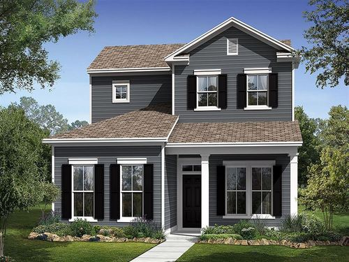 Gilead Ridge by Ryland Homes in Charlotte North Carolina